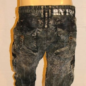 c919790669 Jaywalker Jeans | Eagle Embroider Raw Edge Hem Slim | Poshmark